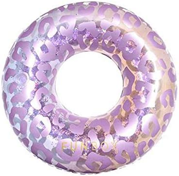 FUNBOY Inflatable Pool Tube Float Raft Luxury and Pool Party
