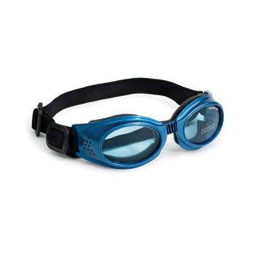 Doggles Originalz Small Blue Frame / Blue Lenses