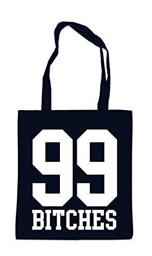 Black Bitches 99 99 Bag Bitches Bag Black 99 51Hfqx