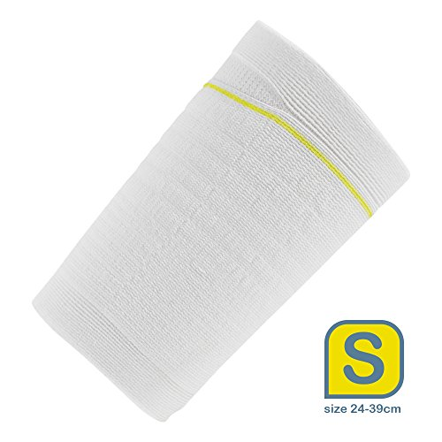 Ugo Fix Sleeve (x4) - Catheter Leg Bag Holder/Catheter Bag Cover, Strong and Durable Fibre Blends with External Seams, Washable and Reusable with Free Laundry Bag (Pack of 4) (Short)