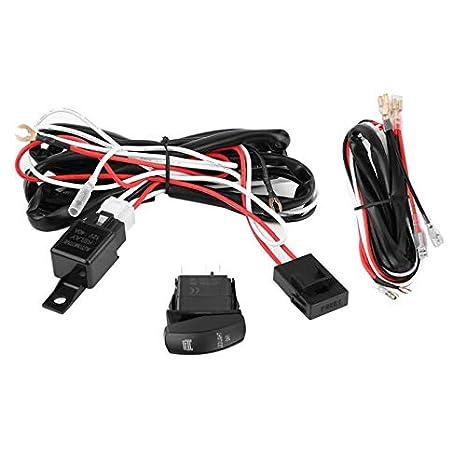 Sala-Store - Auto On Off Fog Light Bar Switch Control Wiring ... on
