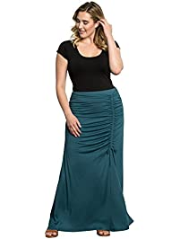 Women's Plus Skirts | Amazon.com