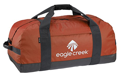 Eagle Creek Travel Gear Luggage Large, Red Clay, One Size (Weather Resistant Duffle Bags)