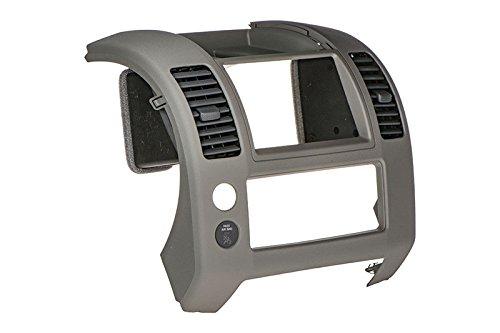 2006-2016 Nissan Frontier Center Dash Console Instrument Panel Cluster Lid Bezel by Nissan