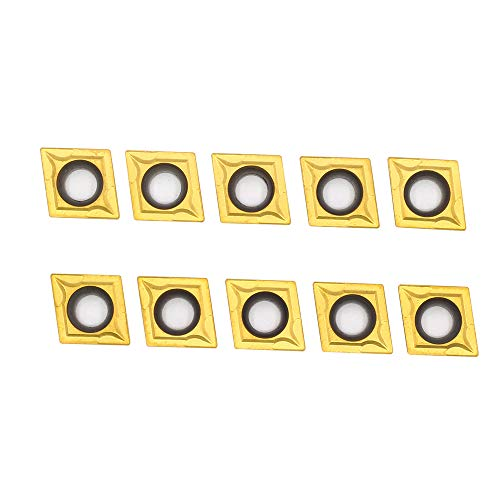 10Pcs Gaobey CCMT060204HQ CCMT2151HQ PR930 CNC Carbide Inserts