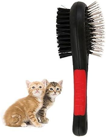 Wicemoon - Cepillo de Pelo para Perro, Cepillo de Masaje para ...