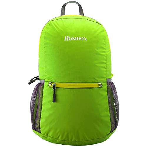 Homdox 22L Ultra Lightweight Packable Travel Backpack Water Resistant Hiking Daypack,Small Backpack Handy Foldable Camping Outdoor Backpack Little Bag – Durable & Waterproof