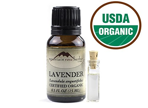 Mountain Rose Herbs Organic Lavender Essential Oil