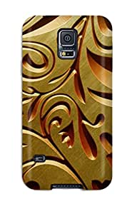 Lori Hammer's Shop Case Cover Protector For Galaxy S5 Gold Case