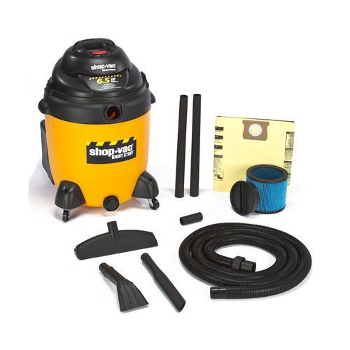 Shop-Vac 9625410 6.25-Peak Horsepower Right Stuff Wet/Dry Vacuum, 22-Gallon by Shop-Vac