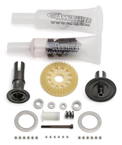 (Team Associated 9735 Complete Differential Kit B44 Vehicle Part)