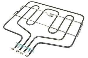 Bosch hbn7052gb/01 superior doble del horno de la parrilla/elemento 2300 W