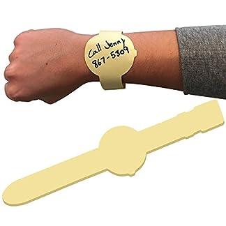 post-it reloj pulsera