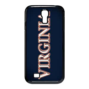 Customize NCAA Basketball Team Virginia Cavaliers Back Cover Case for Samsung Galaxy S4 i9500 hjbrhga1544