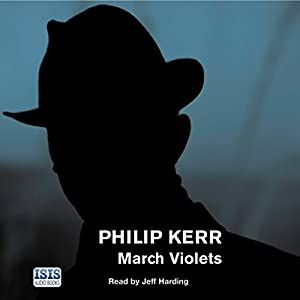 March Violets Hörbuch