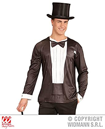Onesize Mens Tuxedo Costume 70s High School Prom Disco Suit Fancy