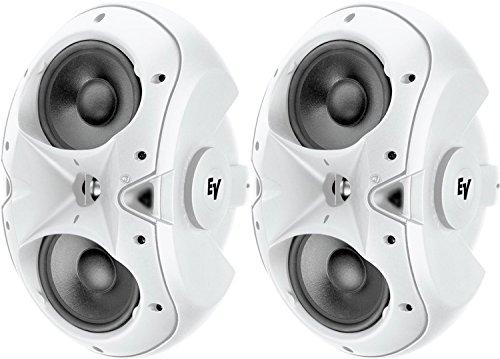 - Electro-Voice EVID 6.2w Dual 6