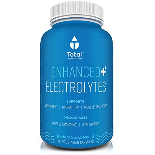 Electrolyte Replacement Tablets Rehydration Preventing