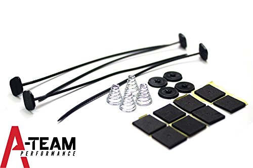 - A-Team Performance 13001 Heavy Duty Universal Plastic Electric Fan Mounting Strap Kit
