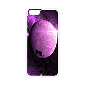 {Mercury & Planet Series} IPhone 6 Plus Case Mercury 4, Case Cathyathome - White