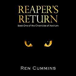 Reaper's Return (Chronicles of Aesirium, Book 1)