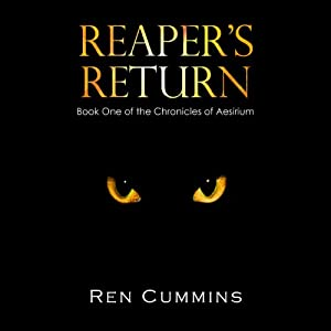 Reaper's Return (Chronicles of Aesirium, Book 1) Audiobook