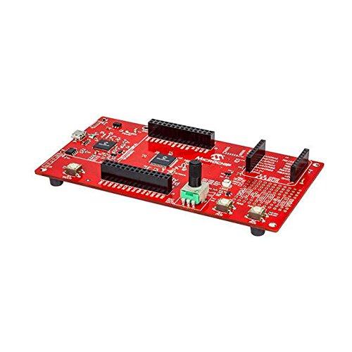 CURIOSITY PIC24F DEV BOARD Evaluation Boards - Embedded - MCU, DSP - Dev Connector