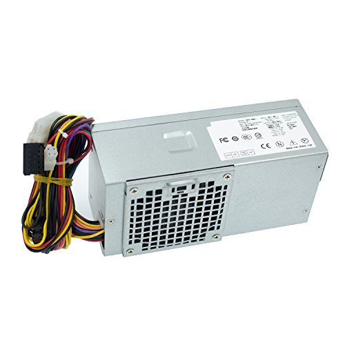 Mackertop 250W Power Supply Unit PSU for DELL Optiplex 990 790 390 3010 Inspiron 620s 537s 540s 545s 546s 560s 570s 580s Vostro 200s 220s 230s 260s 400s Studio 560s 540s 537s Slim Desktop DT Systems
