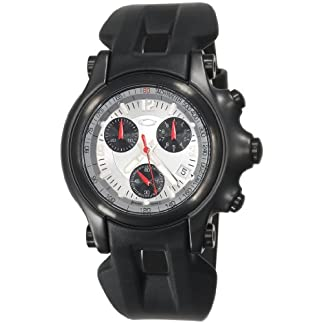 Oakley Men's 10-283 Holeshot D-Limited Edition Black Ion-Plated Watch