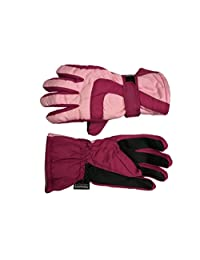 Boy Girls Thinsulate 3M 40 gram Thermal Insulated Waterproof Winter Ski Gloves