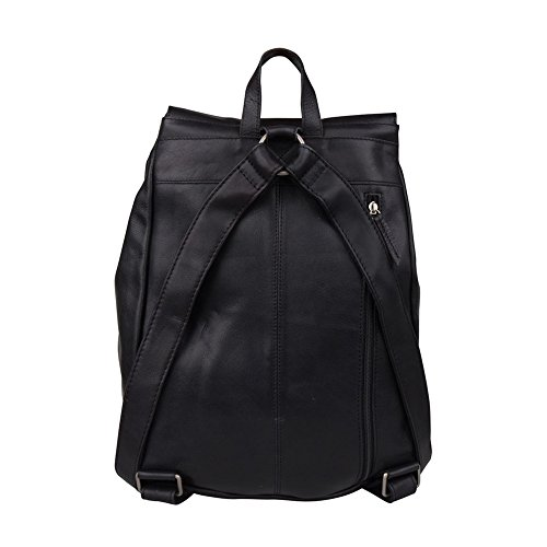 bretelles à en Tamarac dos Sac main port Noir à Inch 6 à COWBOYSBAG Black 15 sac Backpack nAzWTqx5Pp