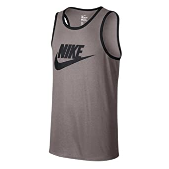 ef4dd54a012ff Nike Ace Logo Particle Rose Black Tank Top