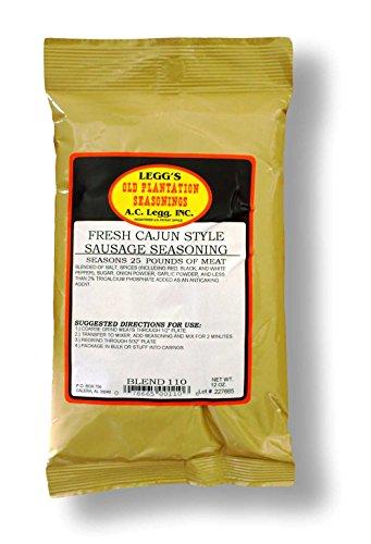 A.C. Legg Fresh Cajun Style Sausage ()