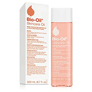 Bio-Oil Skincare Oil, Body Oil for Scars and Stretchmarks, Hydrates Skin, Non-Greasy, Dermatologist Recommended, Non…