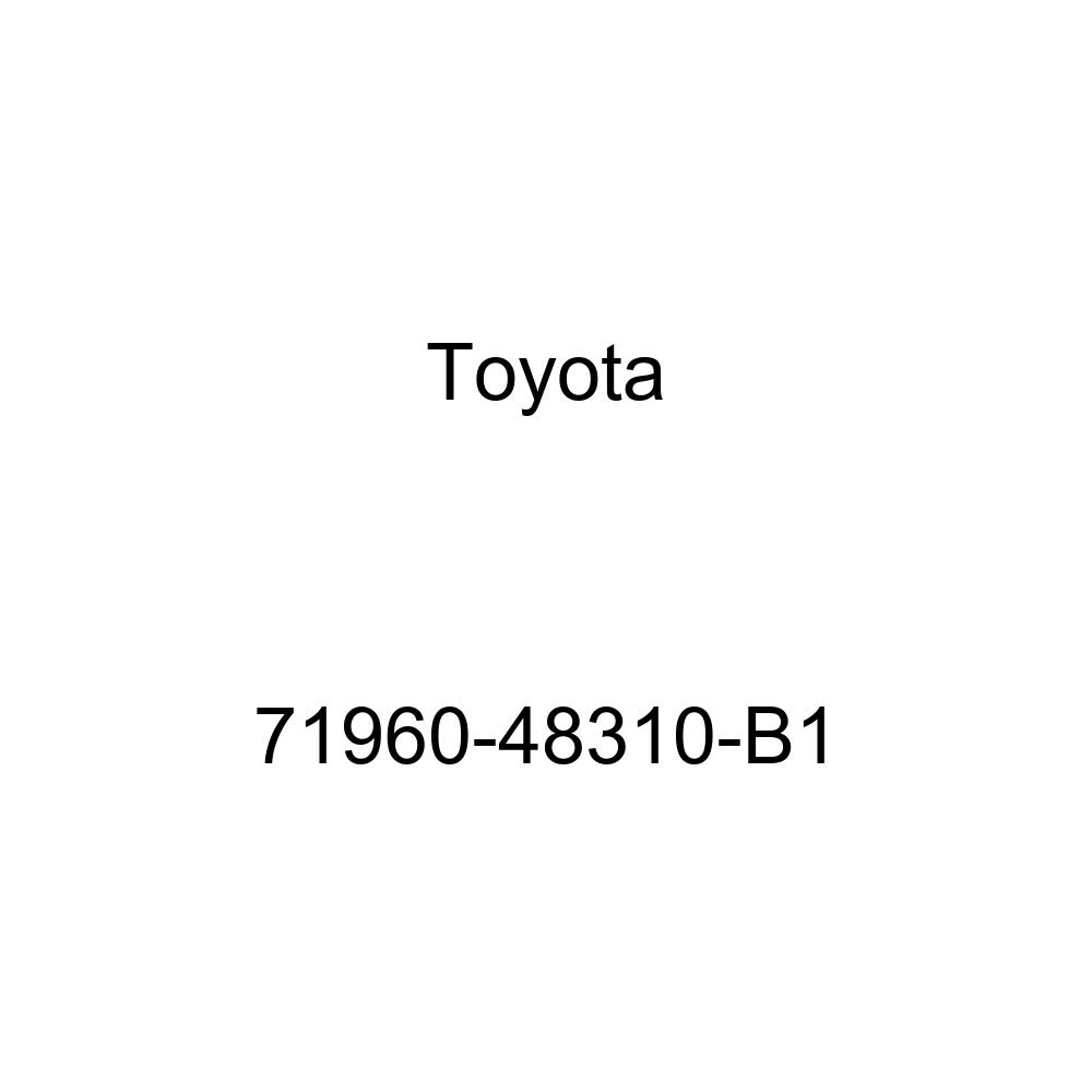 TOYOTA Genuine 71960-48310-B1 Headrest Assembly