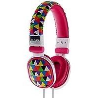 Moki International ACC HPPOU5 Popper Headphones, Tripat