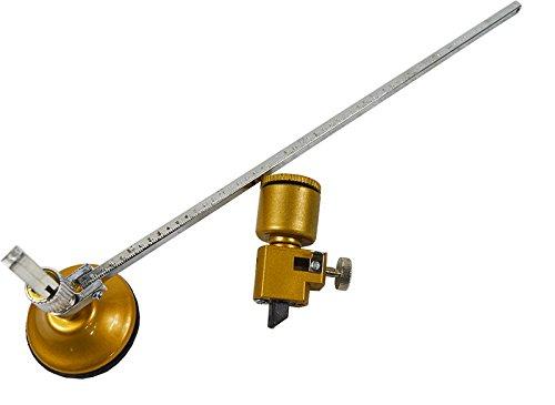 Cutting Wheels Compasses Glass Circle Cutter Tool(Maximum Radius 11.8