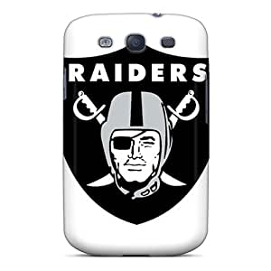 Cute High Quality Galaxy S3 Oakland Raiders Case