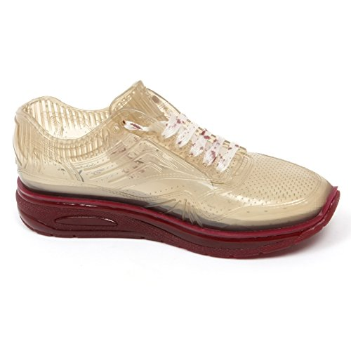 Man By Rubber Sneaker Beige Pvc bordeaux Ishu C8738 Uomo Shoe Scarpa Airdp tPn4Zwq