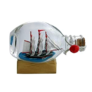 41mXeGIQYQL._SS300_ Ship In A Bottle Kits and Decor