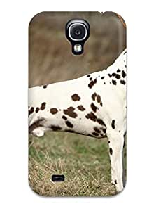New Diy Design Dalmatian For Galaxy S4 Cases Comfortable For Lovers And Friends For Christmas Gifts