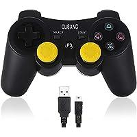 PS3 Controller Wireless Dualshock 3 PS3 - OUBANG Upgrade...