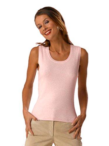 Sales Translations - Camiseta sin mangas - Opaco - para mujer Menta