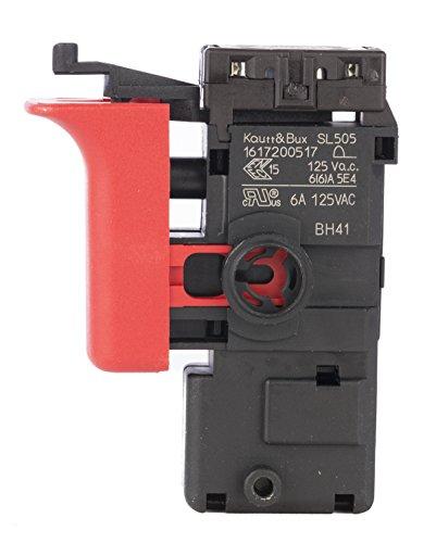 Bosch Parts 1617200517 Switch