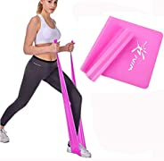 Honeytecs Workout Loop Band Pull Up Assist Band Stretch Resistance Band rlifting Bodybulding Yoga Exercise Fitness Assist Mobility Band for Men and Women