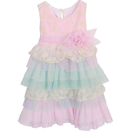 isobella-chloe-baby-girls-pink-perfectly-posh-empire-waist-dress-24m