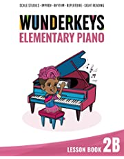 WunderKeys Elementary Piano Lesson Book 2B