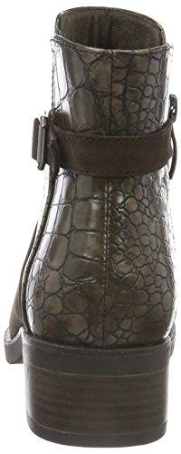 Bottes 303 25345 mocca Comb Tamaris Classiques Femme Marron Cw5nfU6q7