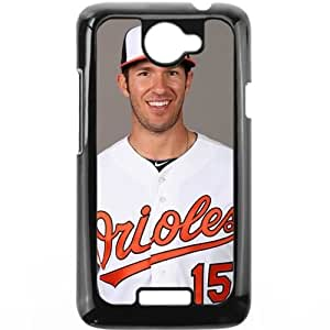 MLB&HTC One X Black Baltimore Orioles Gift Holiday Christmas Gifts cell phone cases clear phone cases protectivefashion cell phone cases HABC605584688