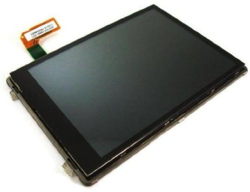 Original LCD Display Screen Glass w/ Digitizer for Blackberry Storm 9500 9530 (Lcd-16693-002/024) Green Flix Cable ()